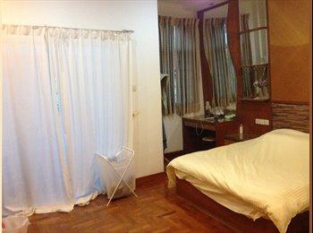 Junior Master Bedroom near NTU / Boonlay MRT
