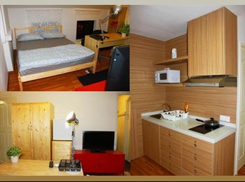 Serviced Studios at Bugis for Rent by Direct Owner