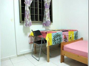 EasyRoommate SG - Sembawang Blk 360C Common Room for Rent - Sembawang, Singapore - $500
