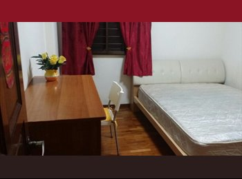 EasyRoommate SG - ONE COMMON ROOM AVAILABLE - Sembawang, Singapore - $700