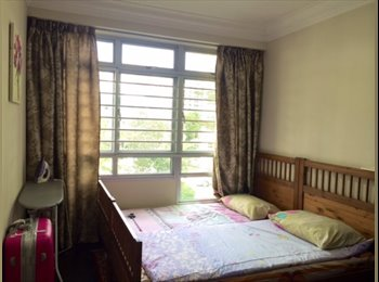 EasyRoommate SG - Master BedRoom or Common Room for Rent - Potong Pasir, Singapore - $2000