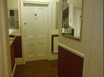 EasyRoommate UK - GUEST HOUSE ROOMS  FROM £75 p/w ALL INCLUSIVE - St. Leonards-on-Sea, Hastings - £300