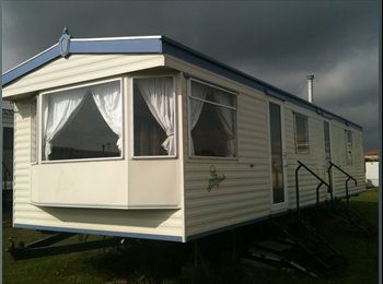 EasyRoommate UK - Static Holiday Caravan, up to 8 Berth. - Blackhall Colliery, Hartlepool - £350