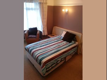 Spacious, modern, bright double room
