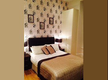 EasyRoommate UK - Double Room Avail - North Kelvinside, Glasgow - £500