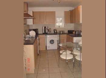 Friendly 4 Bed Semi at the top end of Springbourne