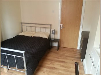 Double Room £75 pw.