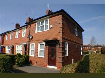 Newly decorated 2 bed house to rent Abbey Hulton