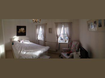 EasyRoommate UK - Large Double Room to Rent In New Build House - Burbage, Hinckley and Bosworth - £450