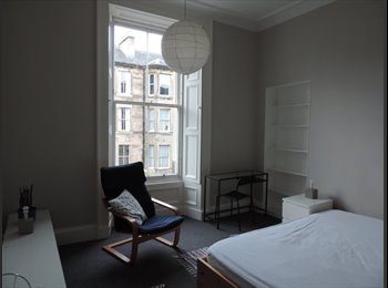 EasyRoommate UK - Beautiful double room in Newington - Newington, Edinburgh - £405