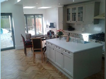 Large Ensuite room /Clapham South/ for a female