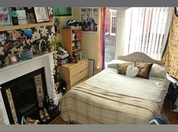 Bright, Spacious Double Room For Rent In Fairfield