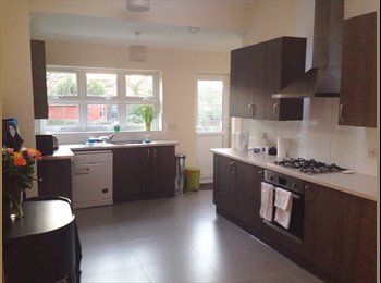 Great double room in newly refurbished NW2 flat