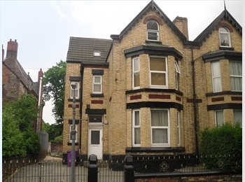 EasyRoommate UK - 3 Very large flats available - Tuebrook, Liverpool - £480