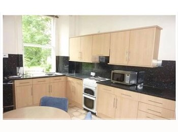 EasyRoommate UK - Room Available in 3 bedroom flat next to Meadows! - Edinburgh Centre, Edinburgh - £400