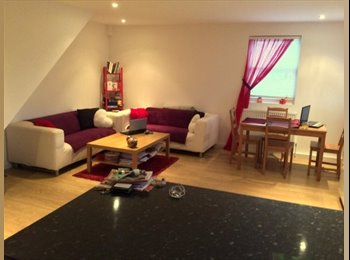 EasyRoommate UK - Lovely room to rent in modern 2 bed London Zone 2 - Stockwell, London - £750