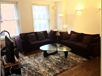 EasyRoommate UK - 3 bedroom apartment with rooftop, Covent Garden - Covent Garden and The Strand, London - £3360
