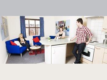 EasyRoommate UK - Room to rent - H7 Room 4 Snow Island, Huddersfield - Huddersfield, Kirklees - £109