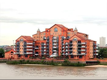 EasyRoommate UK - Nine Elms Riverside Flat - Riverside, London - £950