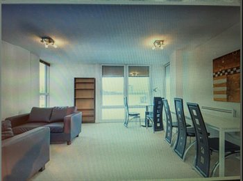 EasyRoommate UK - Modern two bedroom apartment close to tube zone 2 - Bow, London - £700