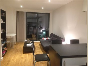 EasyRoommate UK - Beautiful Double Bedroom with Own Bathroom in E1 - Whitechapel, London - £1050