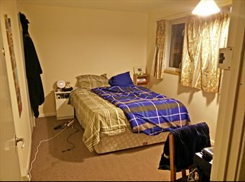 EasyRoommate UK - Huge double bed room for 300 £ near city centre! - Canterbury, Canterbury - £300