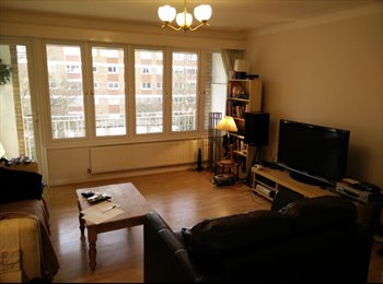 EasyRoommate UK - Large Beautiful Flat Near North Ealing Tube - Ealing, London - £625