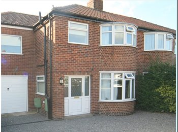 EasyRoommate UK - Room with own En-suite in shared house in York - Huntington, York - £565