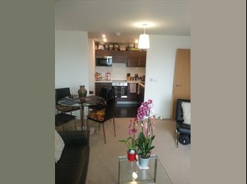 EasyRoommate UK - Luminous double bedroom for rent in Dalston - Dalston, London - £900