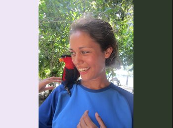 Sophia  - 24 - Student