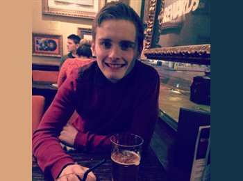 EasyRoommate UK - Connor  - 21 - Glasgow
