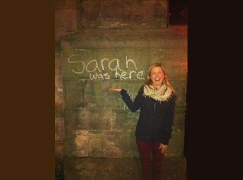 EasyRoommate UK - sarah  - 23 - Glasgow