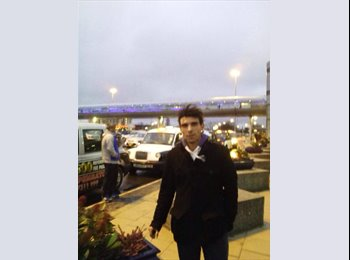 EasyRoommate UK - Mohamed - 33 - Newcastle upon Tyne