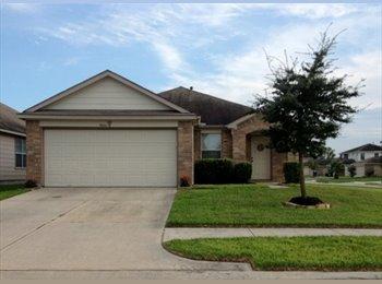 EasyRoommate US - Roommates Needed - Humble / Kingwood, Houston - $600
