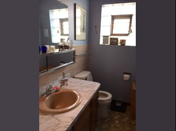 3 bedroom, 1.5 bath - need only one roommate