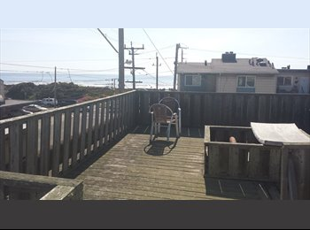 EasyRoommate US - TWO NICE BEDROOMS AVAILABLE - A BLOCK FROM OCEAN! - Sunset, San Francisco - $1000