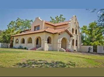 Oleander Mansion -in Bakersfield-