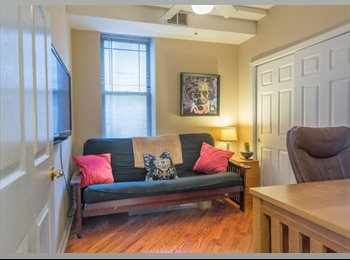 EasyRoommate US - 329 Willow Ave - Hoboken, Central Jersey - $1500