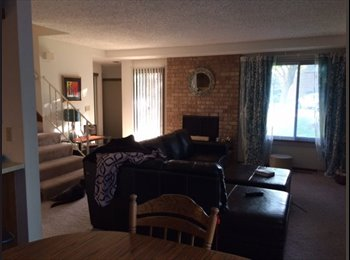 Large furnished 1 bedroom available now!