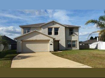 EasyRoommate US - Female Roommate(s) Wanted - HUGE Beautiful Home - Southwest Jacksonville, Jacksonville - $725