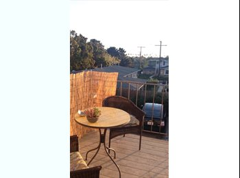 EasyRoommate US - Beautiful shared room + private bath next to SBCC - Santa Barbara, Ventura - Santa Barbara - $750