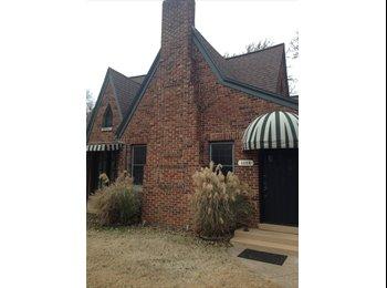 EasyRoommate US - 1 bedroom for rent near TU - Tulsa, Tulsa - $600