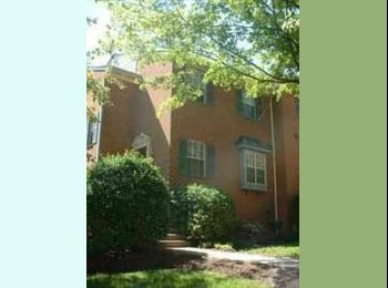 EasyRoommate US - Fully-Furnished 2nd BR in Luxury TH - Silver Spring, Other-Maryland - $785