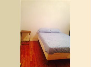 1 Furnished BR in 2 BR Apartment