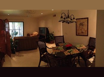 EasyRoommate US - Quiet Condo in Kings Lake Naples - Naples, Other-Florida - $1350