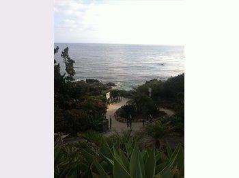 EasyRoommate US - Cute Cozy 2 bedroom 1 bath STEPS from Beach - Laguna Beach, Orange County - $1000