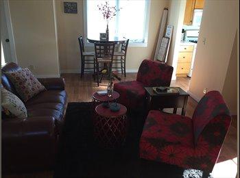 EasyRoommate US - Adorable quiet 2 bed 2 bath apartment close to state street - Santa Barbara, Ventura - Santa Barbara - $1500