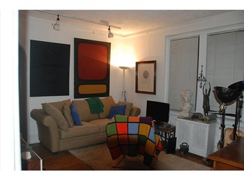 EasyRoommate US - Private room with 1/2 bath - Park Slope, New York City - $925