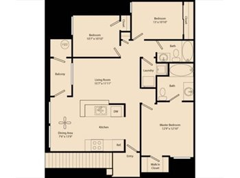 EasyRoommate US - Month to month lease, apt with gym, spa, pool - Green Valley, Las Vegas - $338