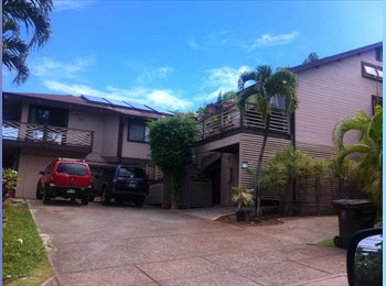 EasyRoommate US - Sublet Master bedroom April 7-May 21 $1,875 - Maui, Maui - $1875
